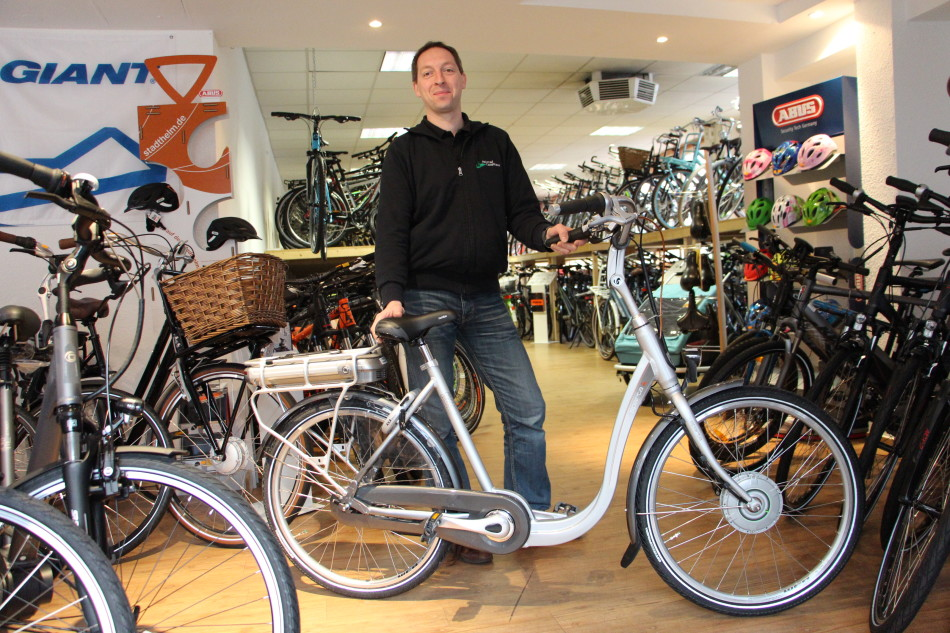 Fahrrad Kamphaus Geschäft Fahrräder