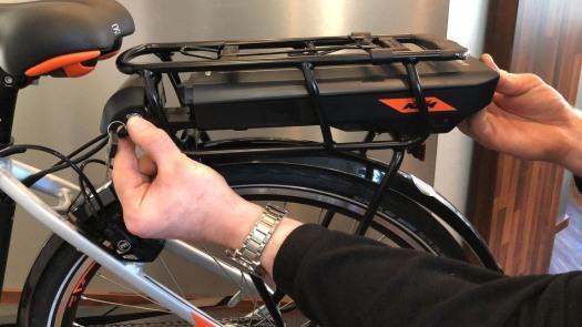 Akkus, KTM, E-Bike, Trekking Rad, Fahrrad Kamphaus