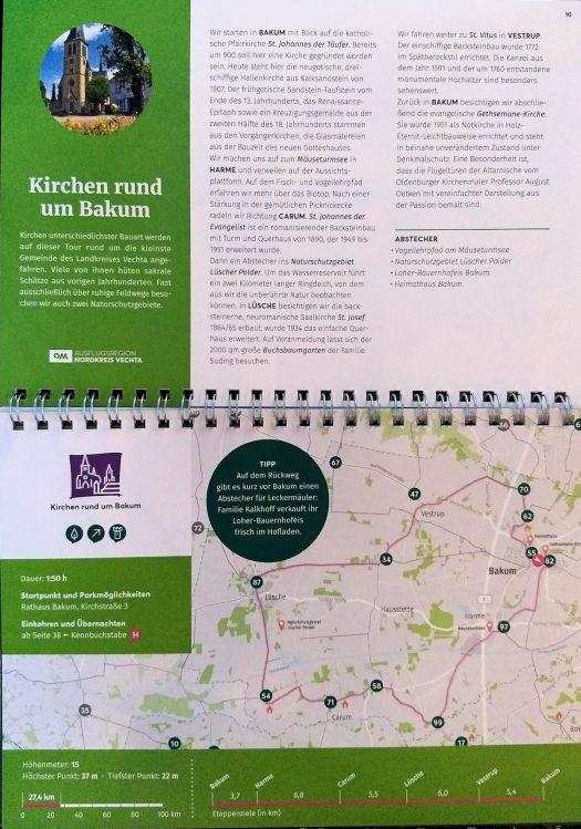 Radwege, Radwegeleitsystem, Fahrradtouren, Radtouren, Biketouren,, Oldenburger Münsterland, Oldenburger Land, Südoldenburg, Dinklage